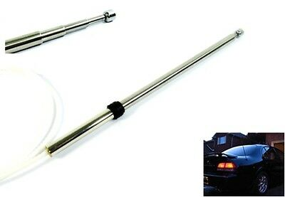 Power Antenna Aerial AM FM Radio Replacement Mast Cable For 95-99 Nissan Maxima