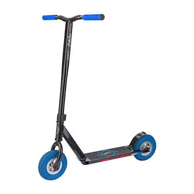 2018 Grit D2 All Terrain Complete Scooter Black - Free Shipping