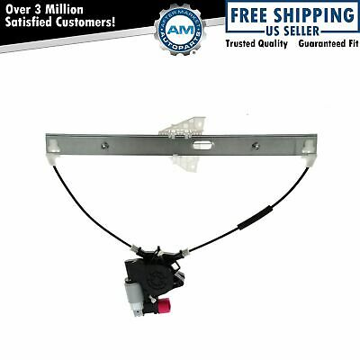 Dorman 741-681 Nissan Front Driver Side Window Regulator with Motor