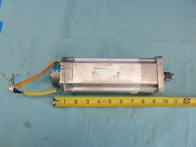 Abb Robotics Ps 60/4 90 P L Ss 4667 R Servo Motor With Brake Industrial Sweden