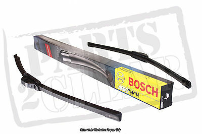 Land Rover Discovery Mk3 Front Bosch Aerotwin Flat Wiper Blades 05 - 09