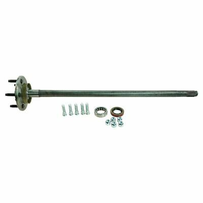 28SPINE REAR AXLE W ABS /& STUDS NEW NOT LIMO 03-2004 CROWN VIC MARQUIS TOWN C