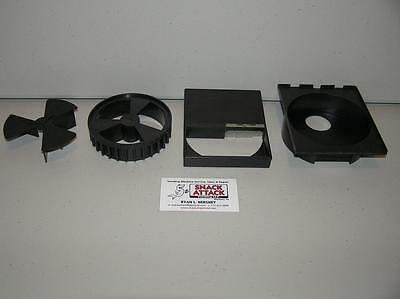 VENDSTAR 3000 COMPLETE WHEEL ASSEMBLY & COVER or INHIBITOR - New / Free Ship!