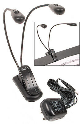 Mighty Bright Duet2 XFlex Super LED Music Stand Light