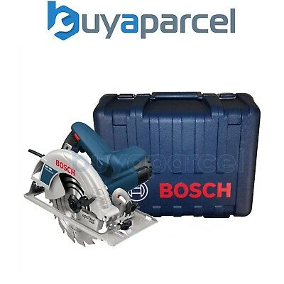 "Bosch GKS190 110v Circular Saw 190mm 7"" Hand Held Circ Saw Includes Blade + Case"
