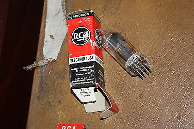 RCA 12DS7 Electronic Radio TV Tube NOS 12DS7