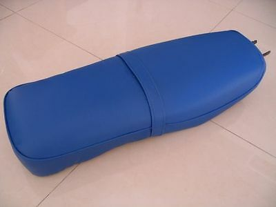 Honda CA95 CA77 305 Dream Benly 1969 seat saddle BLUE COVER H2324