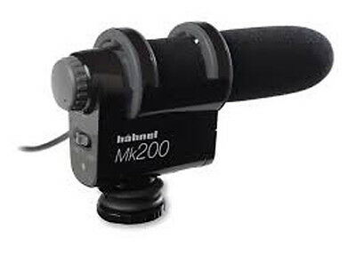 Hahnel Mk200 Microphone For DSLRS,Camcorders & Audio Recorders (BNIB)
