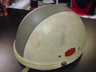 "Originele ""antieke"" Motorhelm (Original Save your Life Moto Cap)"