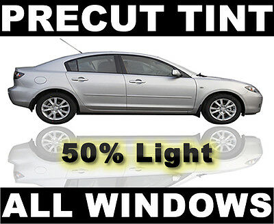 Chevy Corvette 99-04 PreCut Window Tint -Light 50% VLT AUTO FILM