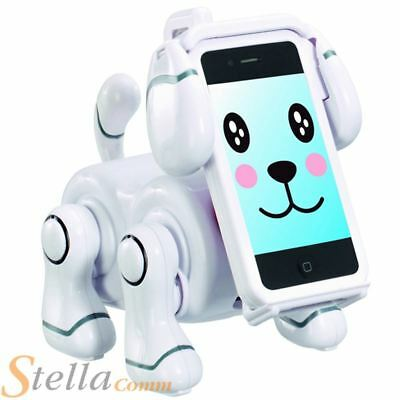 Techpet Interactive Electronic Smart Toy Puppy Dog For iPhone &iPod Tech Pet