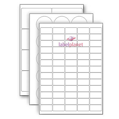 A4 Photo Quality Gloss Labels - Inkjet & Laser Photographic Paper Label Planet®