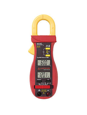 Amprobe ACD-14 TRMS-Plus Dual Display Clamp-On Meter Multimeter with Temperature