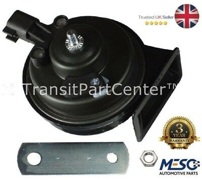 Brand New O.e. Snail Hooter Horn For Ford Mondeo Connect Transit 2000-2014