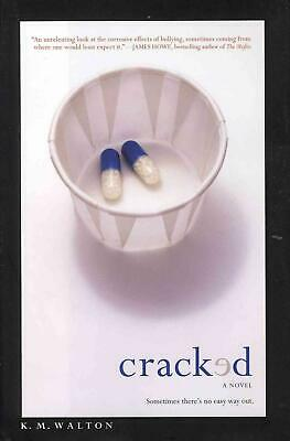 Cracked by K.M. Walton Hardcover Book (English)