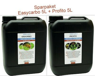 1 x Easy Life Pro Fito 5000 ml 1x Easy Carbo 5000 ml Sparpaket Versandkostenfrei