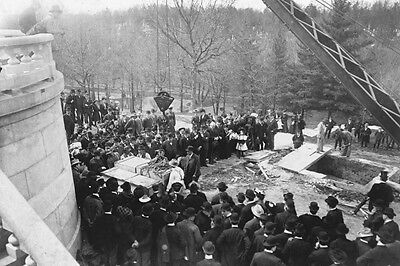 New 5x7 Photo: Exhumation of Abraham Lincoln's Body, 1901