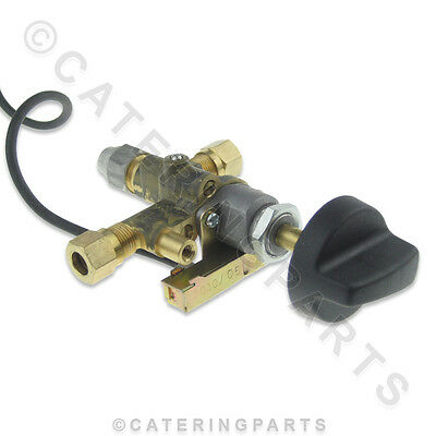 62507 Burco Deluxe Gas Valve For Lpg Lp Propane Water Boiler / Catering Tea Urn