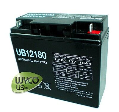 12V Sealed,maintenance-Free Rechargeable Battery,for Minuteman Buffer,oem 956725