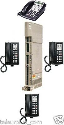 Avaya Lucent AT&T Partner ACS Business Phone System 1 18D 3 Partner 6 700216047