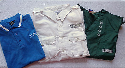 New Women's or Men's Top, Shirt or Polo Medical Embroidery GelScrubs IVY TECH