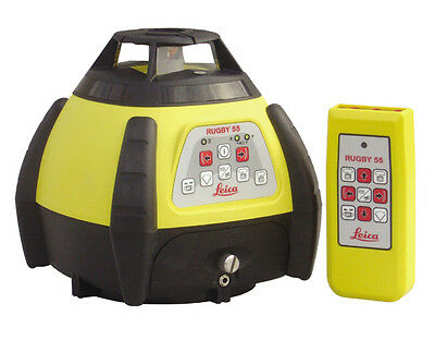 Leica Rugby 55 Interior Laser Level Package