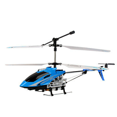 R102 3.5CH Remote Control Helicopter Gyro 3.5 Channel Mini Metal RC Heli Toy RTF