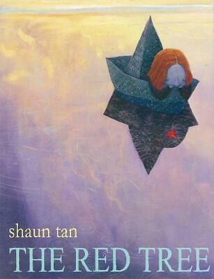 The Red Tree by Shaun Tan Paperback Book (English)
