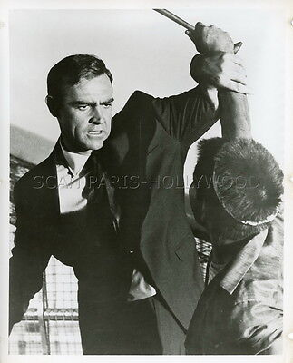James Bond 007 Sean Connery Vintage Photo Ancienne Argentique N°39