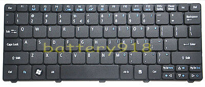 NEW Netbook/Laptop Keyboard for ACER ASPIRE ONE D255E D255E-13421 MiNi Series