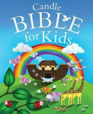 Candle Bible for Kids by Juliet David Hardcover Book (English)