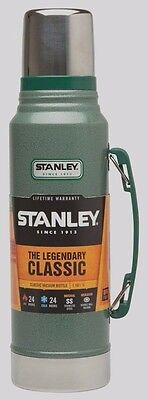 STANLEY Classic 1.1 Qt. Stainless Insulated Bottle Canteen Thermos 10-01254-001
