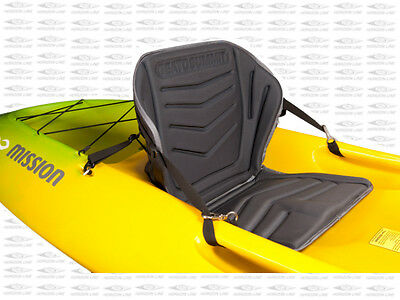 Solution Tripper Sit on Top Kayak Seat, 6 way harness