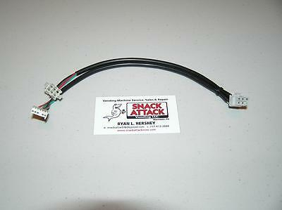 COINCO BILL VALIDATOR POWER HARNESS CABLE 24v / MDB - New - Free Ship!