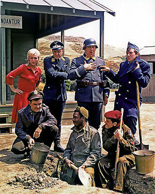 Hogan's Heroes (television show), 8x10 Color Photo
