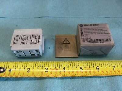 New Allen Bradley 100 Fa20 Auxiliary Contacts Industrial Electrical Equipment