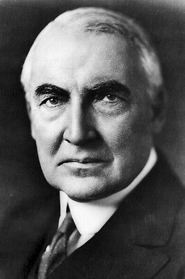 New 5x7 Photo: Warren G. Harding, 29th President of the United States