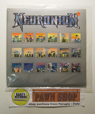 "Neuronium ""Alma"" LP DRO 4D 253 Spain 1987 VG+/VG+"