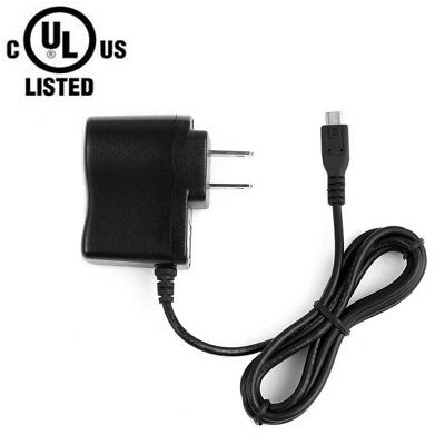 Wall Power Charger AC Adapter Cord For Leapfrog EPIC Kids Tablet 31576 31577