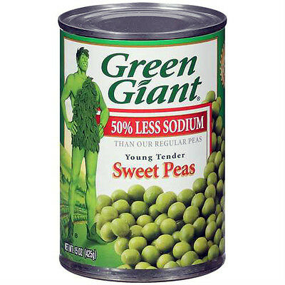 Diversion Can Safe,secret Hidden Stash Compartment Box, Green Giant Peas Safe
