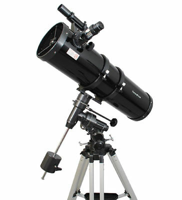 "New 6"" Newtonian Reflector Telescope with Tripod - Ultra High Power Scope"