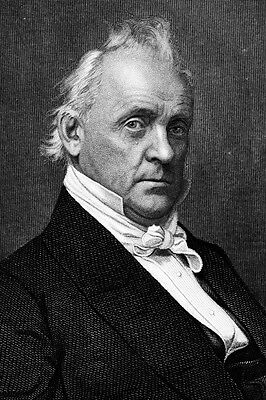 New 5x7 Photo: James Buchanan, 15th President of the United States