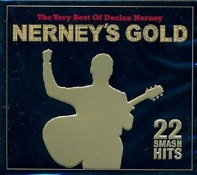 Declan Nerney - Nerney's Gold  Cd - The Very Best Of Declan Nerney 2012