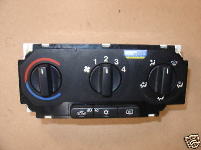 Astra G Mk4 Heater Air Con Control Switch Panel 98-04