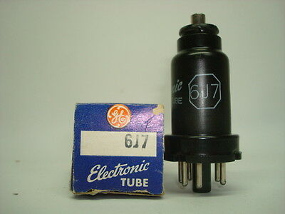6J7 Tube. Mixed Brands. Nos / Nib.  Rcb2