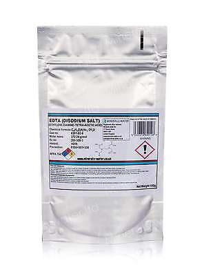 100g EDTA disodium salt dihydrate (Ethylenediaminetetraacetic acid) top quality!
