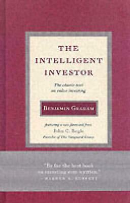 Intelligent Investor: The Classic Text on Value Investing by Benjamin Graham (En