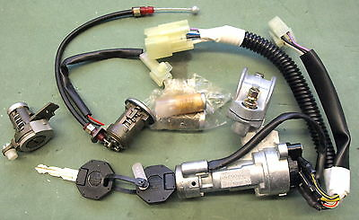 Mgf Mg Tf Full Car Lock + Ignition Lock Set Rhd Cwb103651Mmm Switch Central Lock