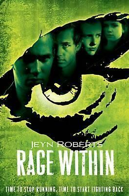 Rage Within by Jeyn Roberts Paperback Book (English)