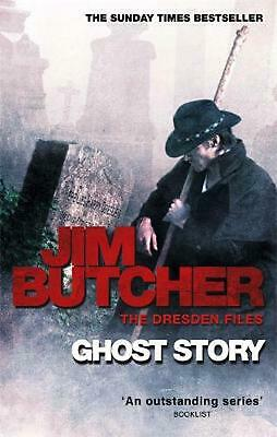Ghost Story: The Dresden Files, Book Thirteen by Jim Butcher (English) Paperback